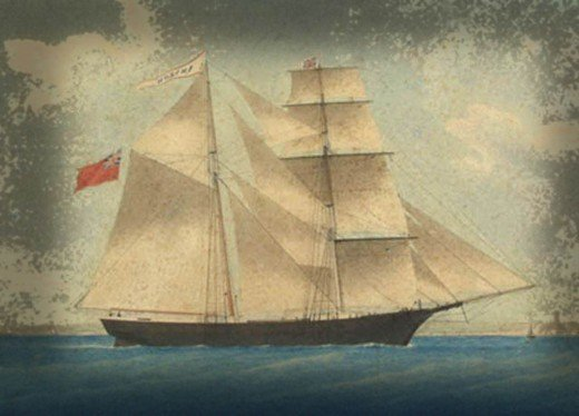 The Mystery of Mary Celeste