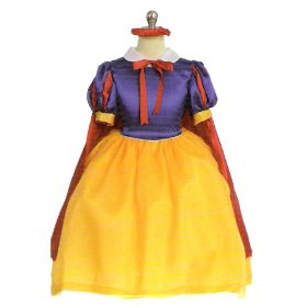 Another favorite year after year at number 5 Snow white is always a popular choice for your little princess