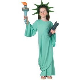 Feeling Patriotic this year? at number 4 the Statue of Liberty is racing off the shelves this year