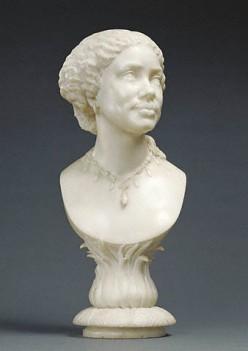 Sculpted bust