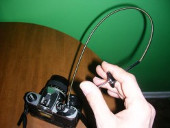 A shutter release cable will be one of your handiest gadgets