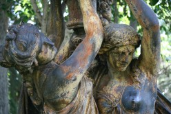 You will see lovely statuary and gardenscapes, some hundreds of years old.