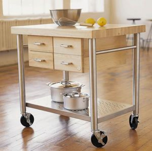 Cheap Kitchen Carts