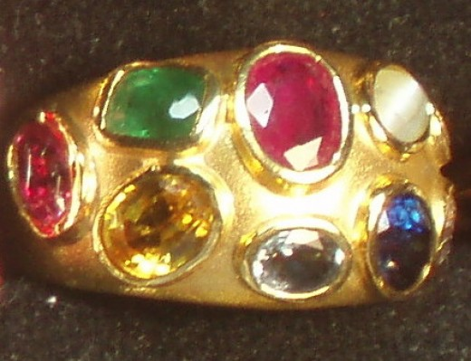 Navarathna Rings