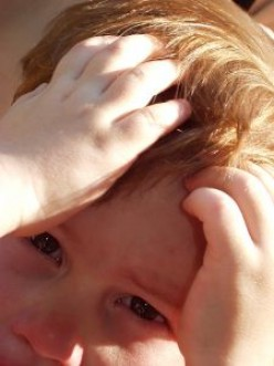 What To Do When Your Child Is Having a Stress Tantrum