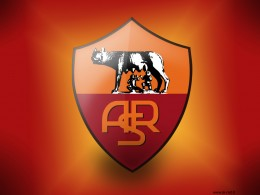 Roma Fc Badge