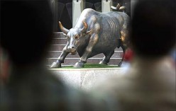 Bull stands for Bullish( Word using for upward movement)