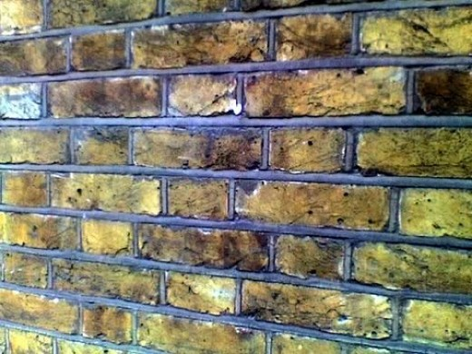 sweet dreams are made of these - 9-inch walling, 2 bricks thick, in london stocks