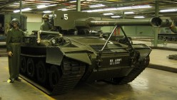 AAF Tank Museum in Danville.