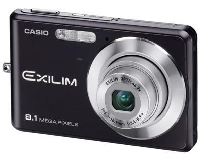 My Pocket Casio Camera