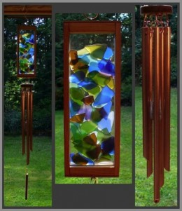 Music of the Sphere's Wind Chimes for Landscape and Garden decor
