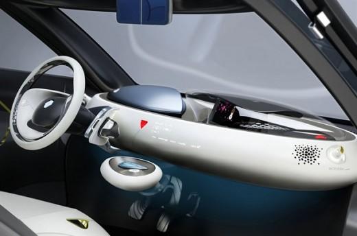 Renault Zoé Dash