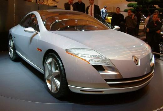 Renault Fluence Three Quarter View