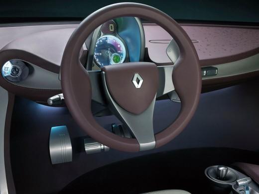 Renault Fluence Dash
