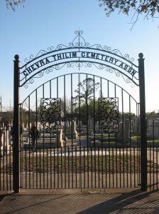 Local historic cemetery.