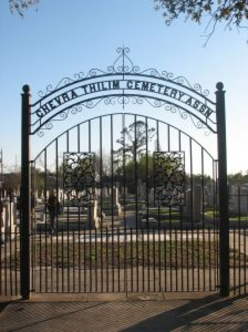 Local historic cemetery.