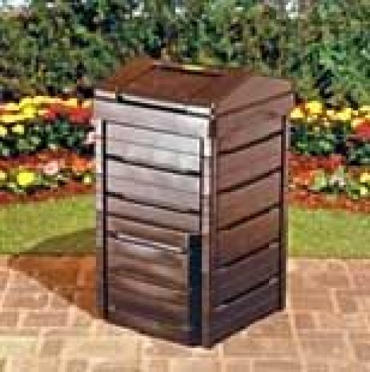 Vermicompost Bin Maintenance