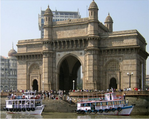Gate way of India, Mumbai, India