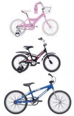 Kids Bikes - How to choose the best size for your children's first bicycle