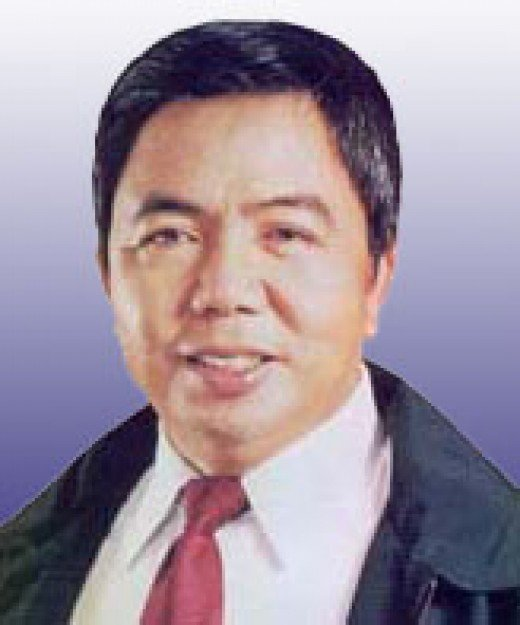 The MMDA Chairman, Bayani Fernando lost to Defense Secretary Gilbert Teodoro for being the administration party's standard bearer.