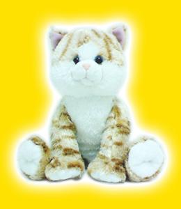 Stuff a Striped cat