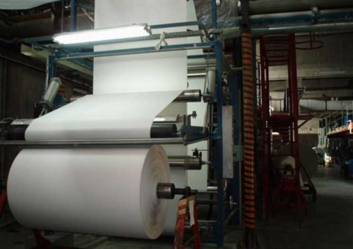 Fabric Bleaching Machine