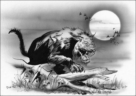 The Vampire Beast of North Carolina