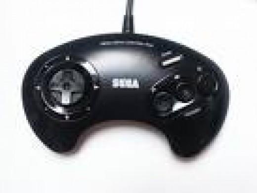 Sega Mega Drive Joypad