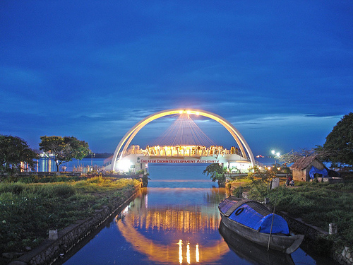 Rainbow Bridge (Sajiv Vijay  Creative Commons)