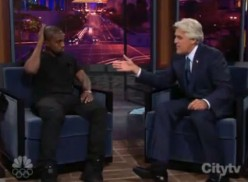Kanye West Gives Emotional Apology On Jay Leno