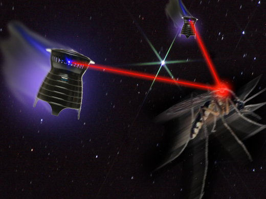 High Tech Mosquito Control Devices | HubPages Mosquito Laser