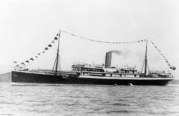 The SS Mendi
