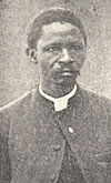 The Reverend Isaac Wauchope Dyobha