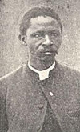 The Reverend Isaac Wauchope Dyobha