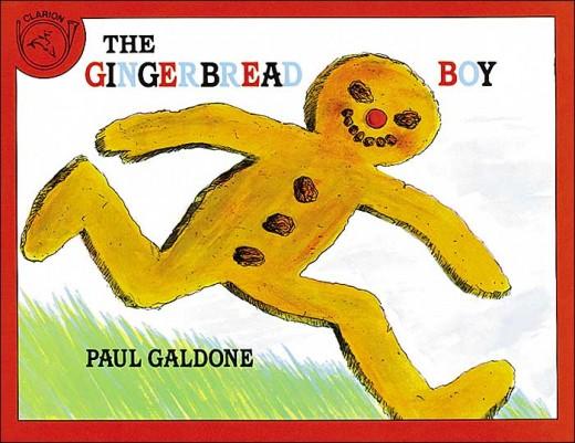 The Gingerbread Boy by Paul Galdone
