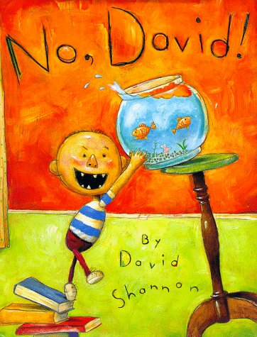 No David by David Shannon