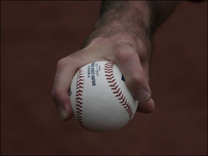 Split-Finger Fastball