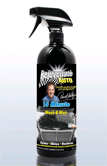 Rejuvenate Auto Waterless Carwash