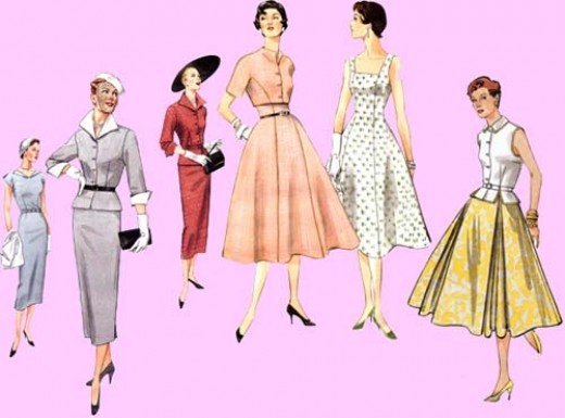 Guide To Buying Vintage 1950 39 S Women 39 S Dresses