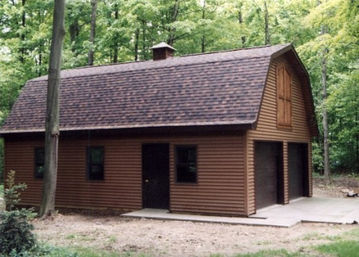 Metal pole barn house plans for Barn kits prices