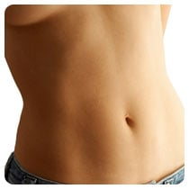 Get back that beautiful abdomen with tummy tuck.