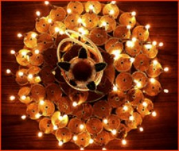 Bright Ideas for Diwali Decorations