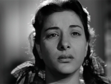 Nargis-Who was the heroine for six of Raj's films. She  is the mother of present day actor Sanjay Dutt