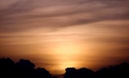Sunset @ Sajjangarh,Udaipur.