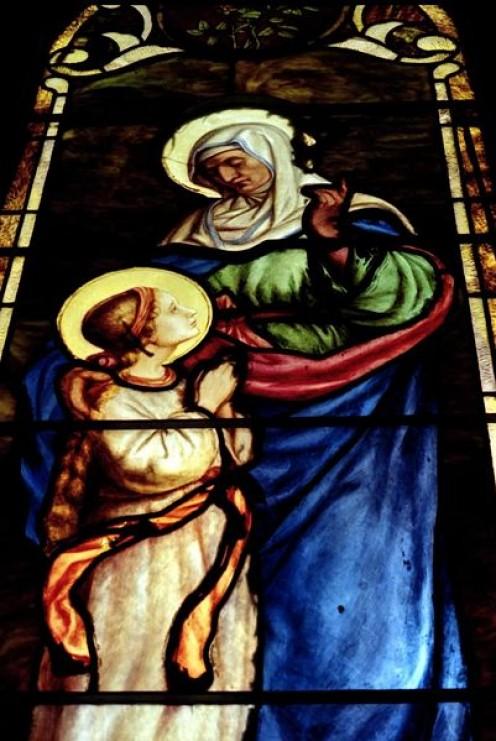 San Albino Church, Mesilla Village, Las Cruces, New Mexico (public domain)
