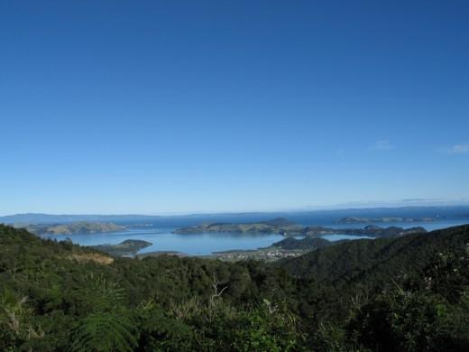 New Zealand beauty
