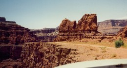 Scenery in Canyonlands