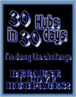 30 Hubs in 30 days