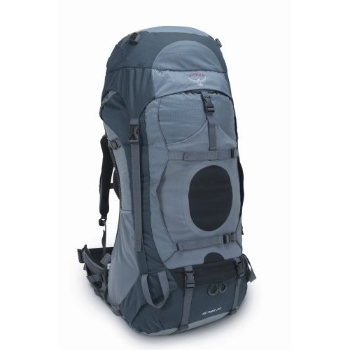 Osprey Aether 70: A good backpack for extended hikes.
