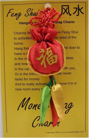 Feng Shui Money Charm
